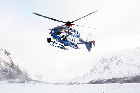 Usa helikoptrar starker sveriges forsvarsformaga